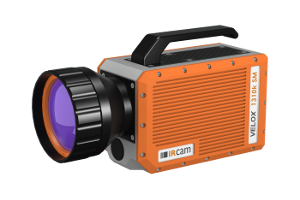 赤外線高速度カメラ